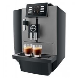X6 Dark Inox Kaffeevollautomat