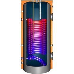 JDW1000 Hochleistungswärmepumpenspeicher mit Doppelwendel-Wärmetauscher