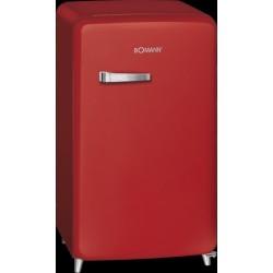 Retro-Kühlschrank KSR 350 rot